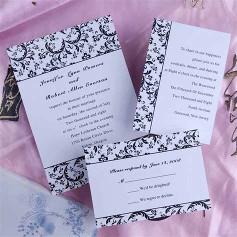 budget wedding invitation cheap wedding invitations perrymanxyu wedding