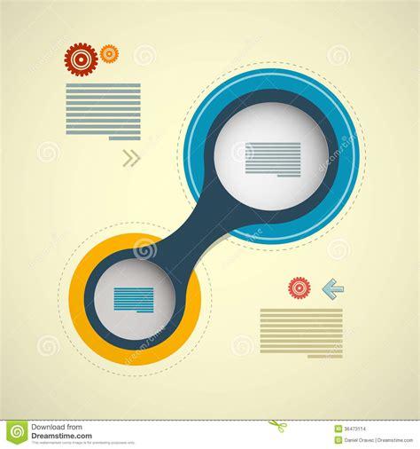 layout editor circle infographics retro circle layout stock images image