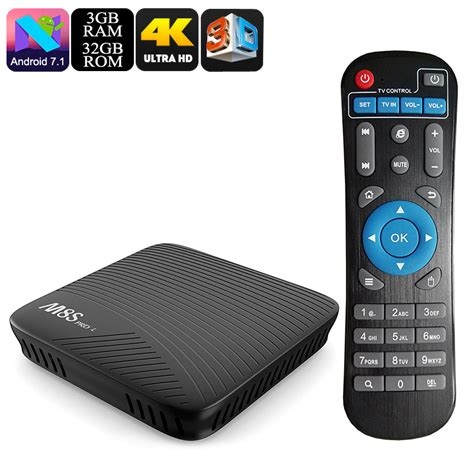 M8s Android Tv Box wholesale mecool m8s pro l android tv box from china