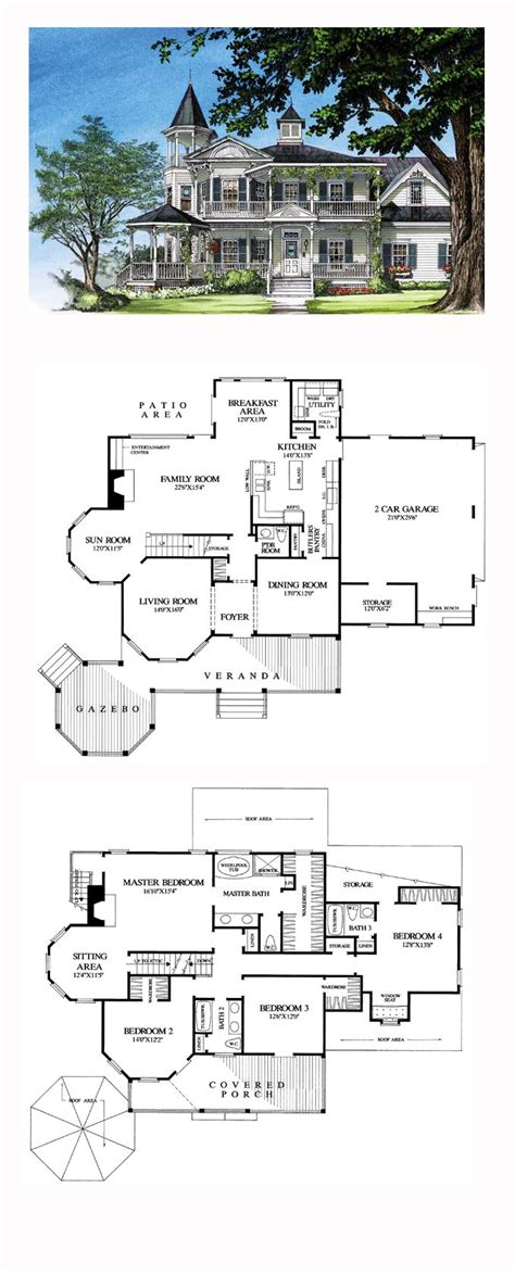 home design eras era house plans ideas the