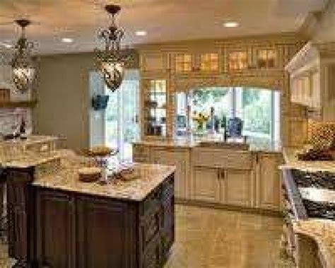 Country Kitchen Cabinet Ideas Tuscan Kitchen Style Design Ideas Cabinets Hardware