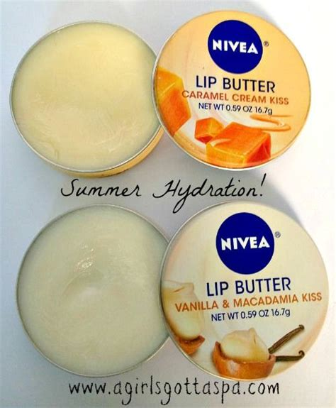 A Gotta Spa Podcast Cosmetics Review 2 by Nivea Lip Butter Review A S Gotta Spa