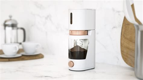 Kitchen Kaboodle Coffee Grinder The Voltaire Smart Grinder Gets To Your Coffee Better
