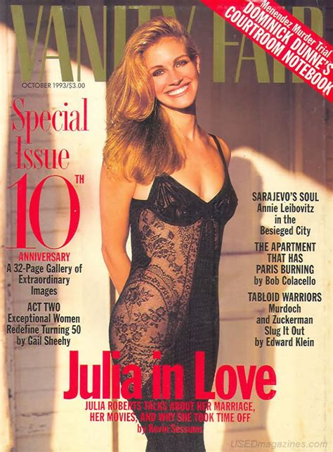 Vanity Fair Magazine Archives by Backissues Vanity Fair October 1993 Product Details