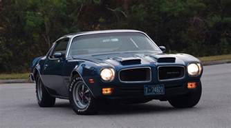Firebird Pontiac 1970 1970 Pontiac Formula 400 The Other Performance Firebird