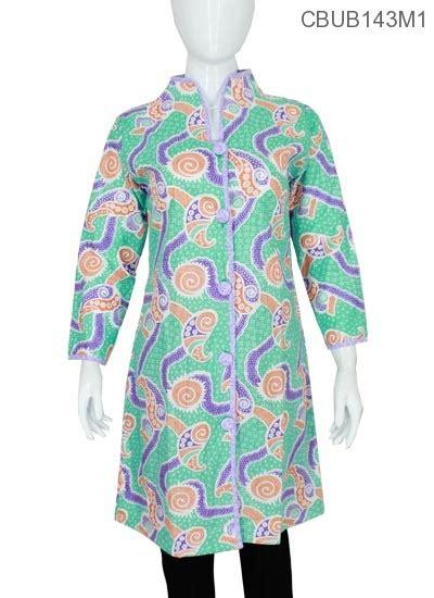 Tunik Batik Motif tunik warna motif pisang blus lengan panjang murah