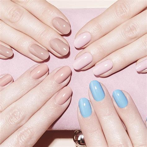 Nail Images by 7 Different Nail Shapes Find The Best Nail Shape For
