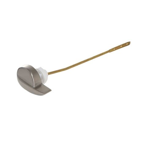 jag plumbing products toilet tank lever for toto in satin