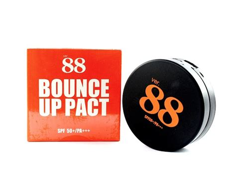 Bounce Up Ver88 ver 88 bounce up pact spf50 pa thailand best