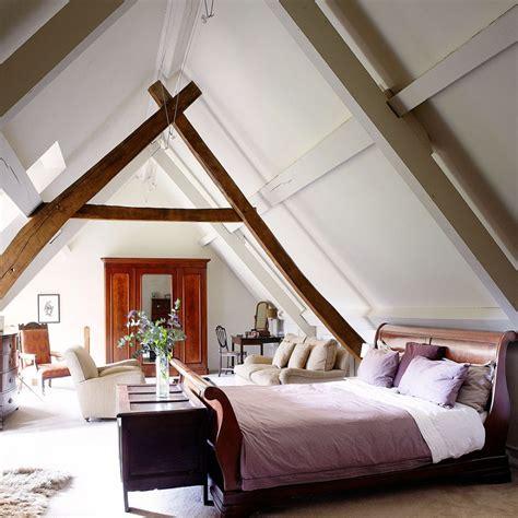 converted attic bedroom loft conversion ideas