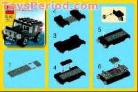 Mainan Anak Lego Legao Model Basic Parts 200 Pcs 81105 lego 7602 jeep set parts inventory and lego reference guide