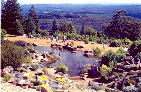 Mount Tomah Botanic Garden Greater Lithgow Mount Tomah Botanical Gardens