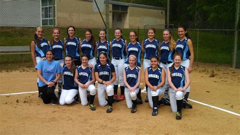 School Softball Team | kumpf middle school girls softball team continues 4 year