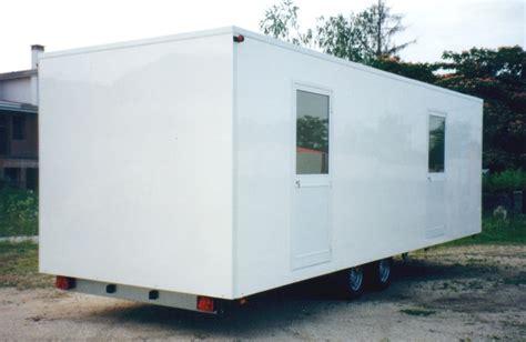 su ruote omologate cube mobili su ruote omologate bertuola trailer srl