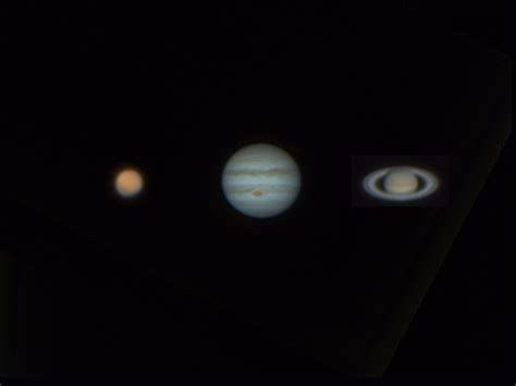 jupiter saturn mars jupiter and saturn on 16 april 2016 astronomy