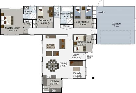 new zealand floor plans new zealand small house plans