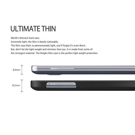 Rearth Ringke Samsung S5 Slim Clear ringke slim skal till samsung galaxy s5 svart
