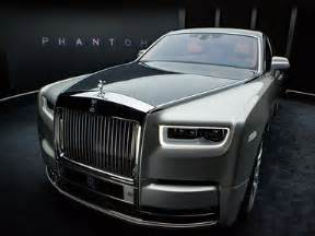 Fastest Rolls Royce Rolls Royce Unveils The Newest Phantom And It S The Best