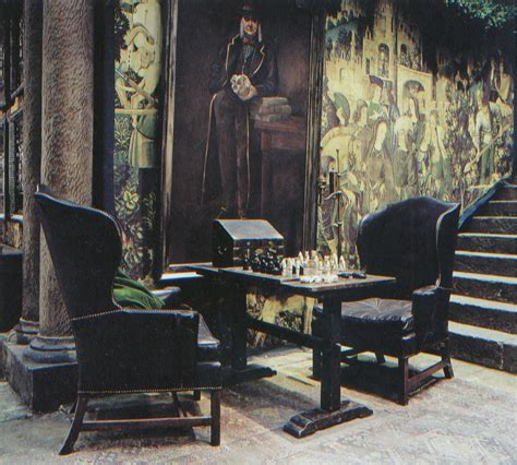 St Novie Salur Hp De slytherin dungeon tapestries harry potter wiki fandom