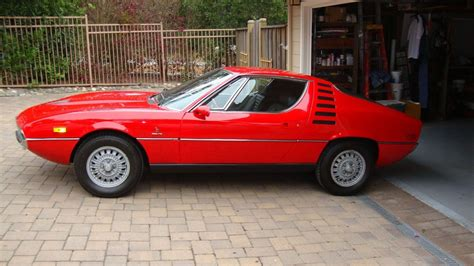 Alfa Romeo On Ebay by 1971 Alfa Romeo Montreal Ebay Find Leaves To The