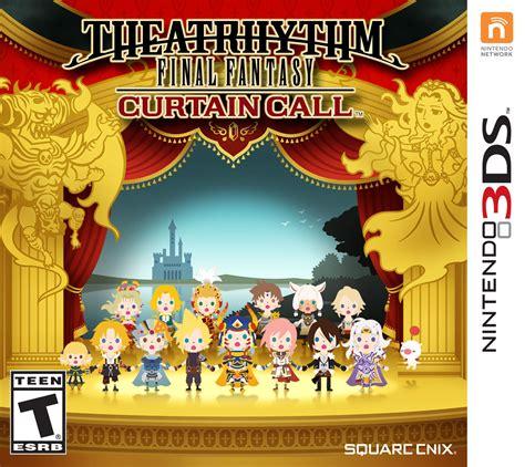 E3 2014 Hands On Theatrhythm Ff Curtain Call Oprainfall