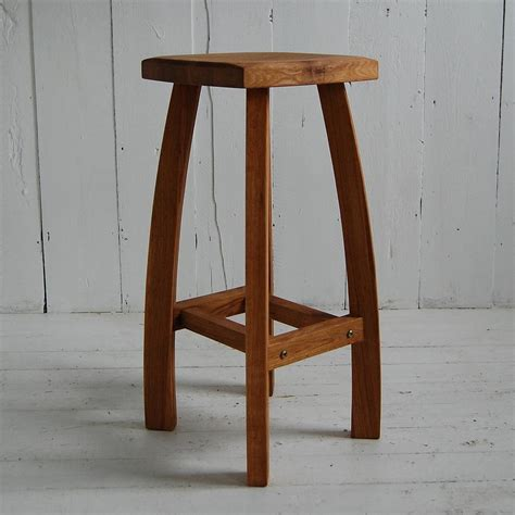 bar stools oak curved oak bar stool by eastburn country furniture