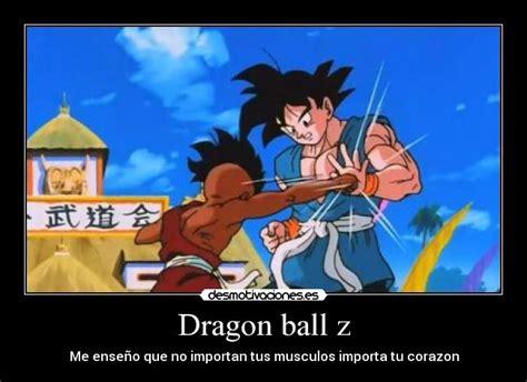imagenes motivadoras de dragon ball z dragon ball z desmotivaciones