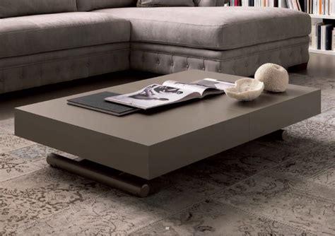 tavolo da salotto trasformabile tavolino trasformabile regolabile in altezza e lunghezza