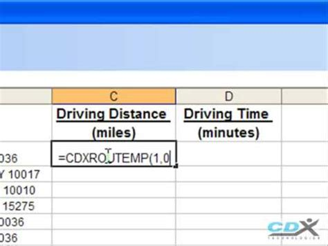 map usa distance calculator driving distance calculator in excel