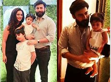 Pic: Fawad Khan's daughter Elayna makes first public ... Fawad Khan Wife Age