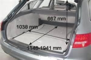 Kofferraumvolumen Audi A6 Avant by Adac Auto Test Audi A6 Avant 2 0 Tdi Multitronic