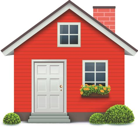 different houses different houses design elements vector 05 vector other