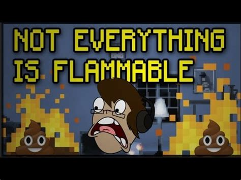 everything is combustible television 0997693762 pyros unite not everything is flammable youtube