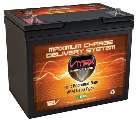 home solar battery cost slr85 agm solar battery