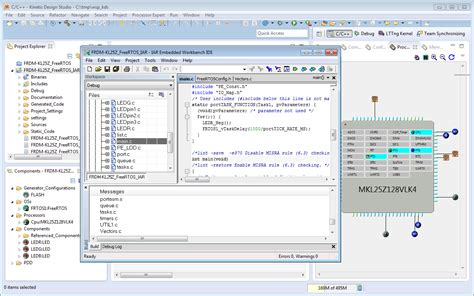 design expert trial version using kinetis design studio with iar embedded workbench