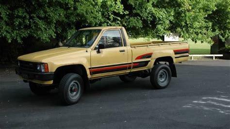 Crump Toyota Crumpy And Scottie Original 1984 Toyota Hilux For Sale