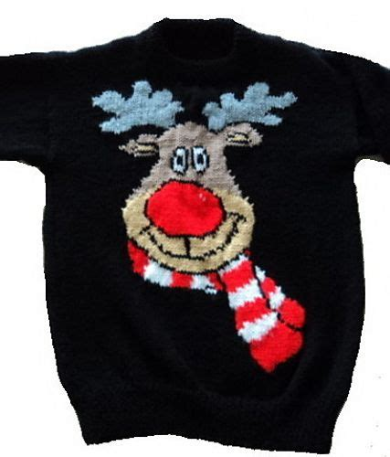reindeer sweater knitting pattern 1000 ideas about sweater knitting patterns on