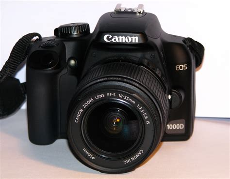 Kamera Canon Eos D1000 Canon Eos 1000d Wikiwand