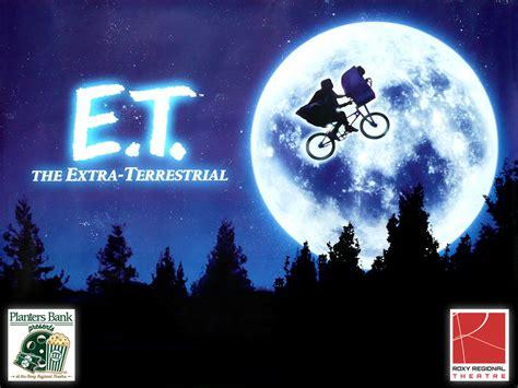 E T The Terrestrial e t the terrestrial 1982