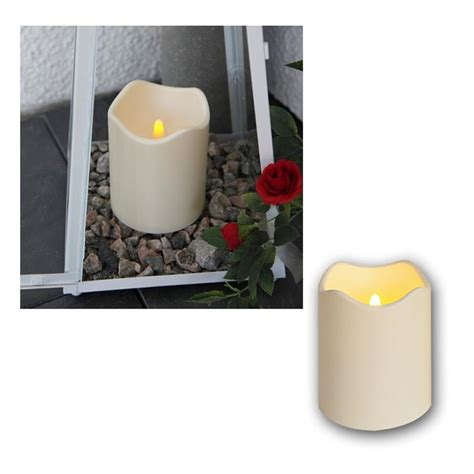 outdoor flameless tea lights with timer led candle for outdoors with timer flickering leds