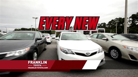 Franklin Toyota Statesboro Franklin Toyota Lifetime Warranty