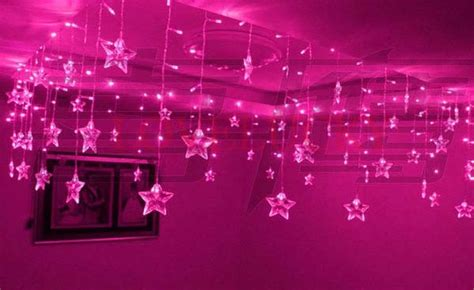 pink icicle lights shop popular pink icicle lights from china aliexpress