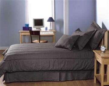 solid black denim bedding accessories