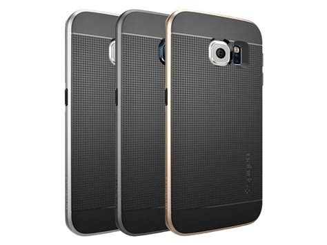 Spigen Neo Hybrid For Samsung Galaxy S6 Edge spigen neo hybrid samsung galaxy s6 edge hoesje