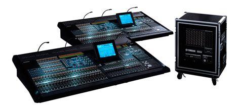 Mixer Yamaha Pm5d pm5d discontinued mixers products yamaha