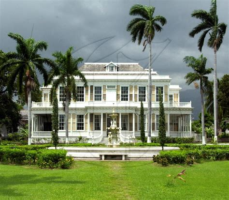 Plantation Style Homes by Jamaica Nice Jamaica Sweet Digjamaica Blog