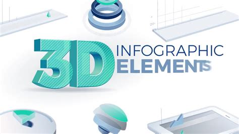 motion 3 templates 3d infographic elements after effects templates motion