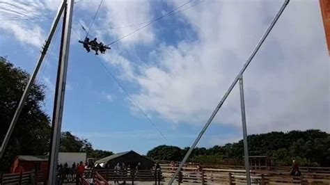gravity swing eden gravity giant swing youtube