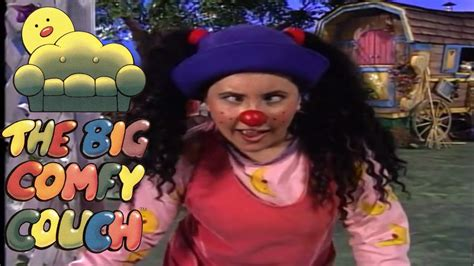 the big comfy couch funny faces make it snappy the big comfy couch season 2 episode 12