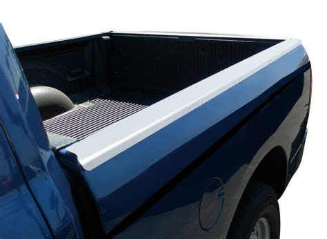 bed caps 1997 2006 ford f150 l b sr series stainless steel bed caps